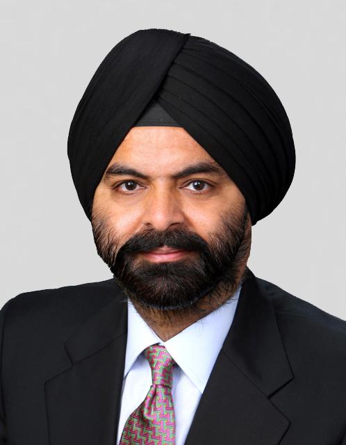 Ajay Banga, CEO von Mastercard