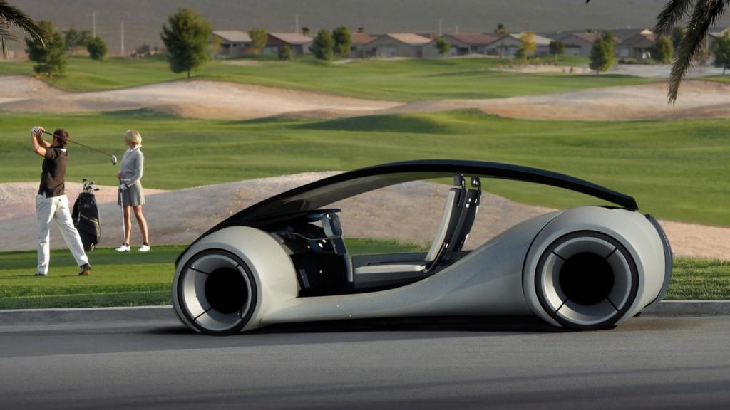 Ein Konzept für das AppleCar