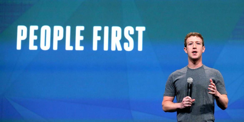 Zuckerberg.Foto