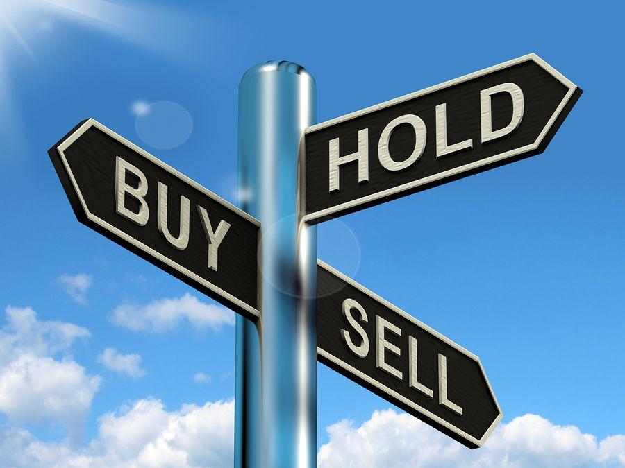 wegweiser buy hold sell